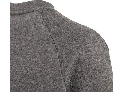 ADIDAS Kinder Core 18 Sweatshirt Grau