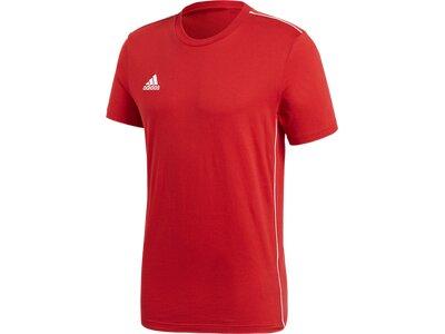 ADIDAS Herren Core 18 T-Shirt Braun