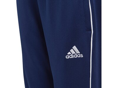 ADIDAS Kinder Core 18 Trainingshose Blau