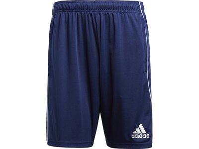 ADIDAS Herren Core 18 Trainingsshorts Blau