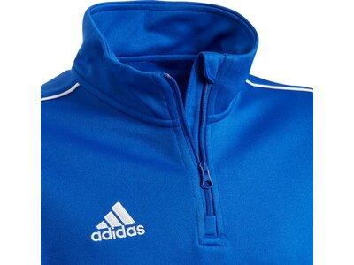 ADIDAS Kinder Core 18 Trainingstop Blau