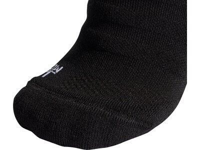 ADIDAS Alphaskin Lightweight Cushioning Crew Socken Schwarz