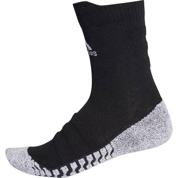 ADIDAS Herren Alphaskin Traxion Lightweight Cushioning Crew CLIMACOOL Socken