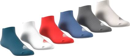 ADIDAS Herren Socken Performance No-Show 6 Paar