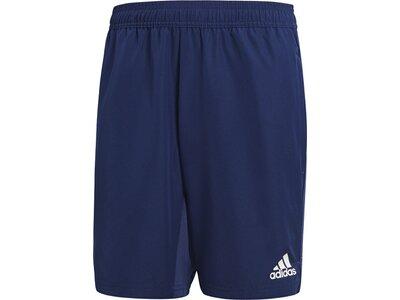 ADIDAS Herren Condivo 18 Downtime Shorts Blau