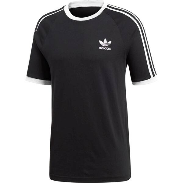 ADIDAS Herren T-Shirt 3-Streifen