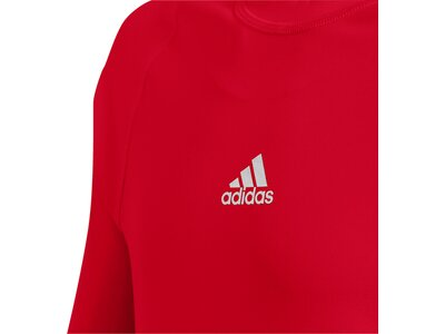 ADIDAS Kinder T-Shirt Football Rot