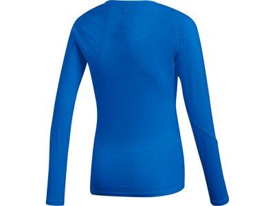 ADIDAS Kinder T-Shirt Football Blau