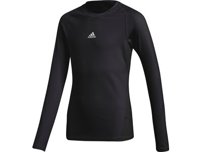 ADIDAS Kinder T-Shirt Football Schwarz