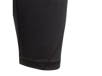 ADIDAS Kinder Alphaskin kurze Tight Schwarz