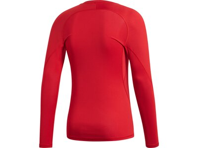 ADIDAS Herren T-Shirt Alphaskin Sport Rot