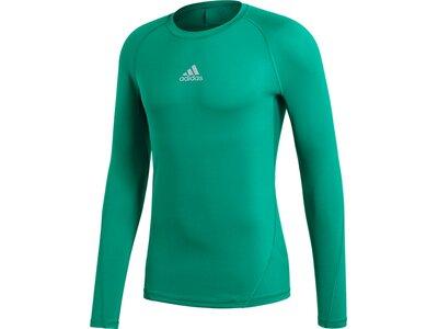 ADIDAS Herren T-Shirt Alphaskin Sport Grün