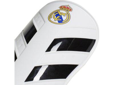ADIDAS Real Madrid Pro Lite Schienbeinschoner Weiß