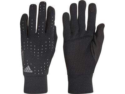ADIDAS Herren RUN GLOVES Schwarz