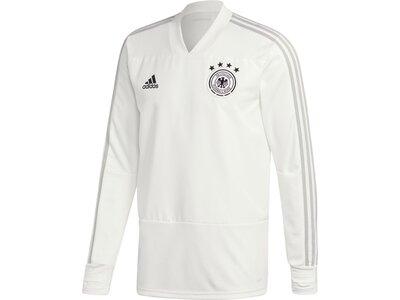 ADIDAS Herren DFB Trainingstop Grau