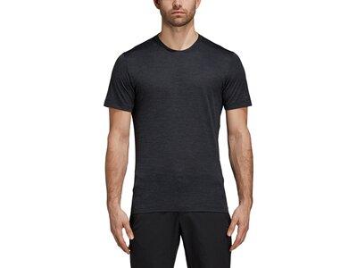 adidas Herren TERREX Tivid T-Shirt Schwarz