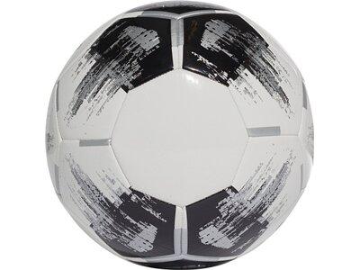 ADIDAS Herren Team Capitano Ball Silber