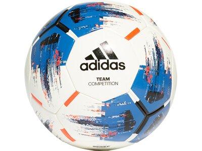 ADIDAS Herren Team Competition Ball Grau