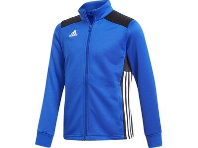 ADIDAS Fußball - Teamsport Textil - Jacken Regista 18 Polyesterjacke Kids Blau