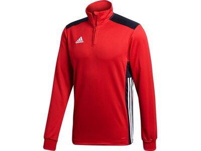 ADIDAS Fußball - Teamsport Textil - Sweatshirts Regista 18 Training Top Rot