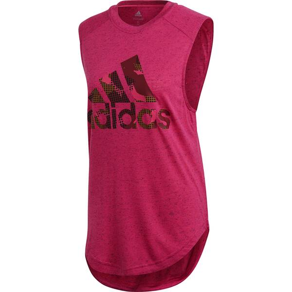 ADIDAS Damen Trainingsshirt Athletics Here to Create Ärmellos