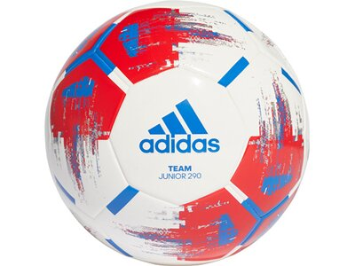 ADIDAS Herren Team Junior 290 Ball Rot