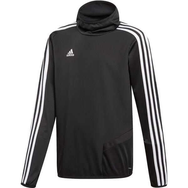 ADIDAS Fußball - Teamsport Textil - Sweatshirts Tiro 19 Warm Top Sweatshirt Kids Dunkel