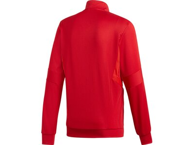 ADIDAS Herren Tiro 19 Trainingsjacke Rot