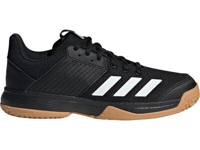ADIDAS Ligra 6 Schuh Schwarz
