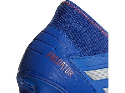 ADIDAS Herren Predator 19.3 SG Fußballschuh Blau