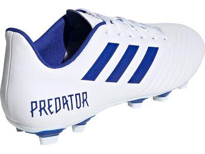 ADIDAS Herren Fußballschuhe Predator 19.4 FxG Grau