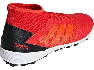 ADIDAS Herren Predator Tango 19.3 TF Fußballschuh Rot