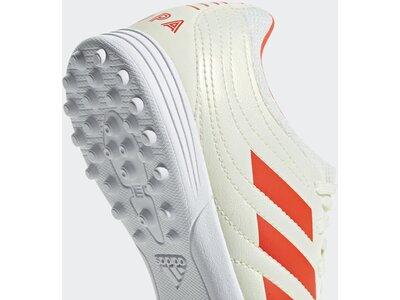 ADIDAS Fußball - Schuhe Kinder - Turf COPA Virtuso 19.3 TF J Kids Weiß