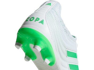 ADIDAS Kinder Fußballschuhe COPA 19.1 FG Grau