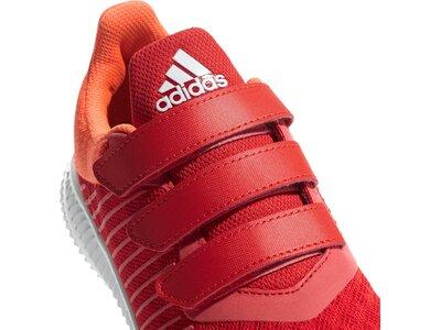 ADIDAS Kinder Laufschuhe FortaRun CF K Rot