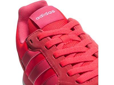 ADIDAS Damen 8K Schuh Rot