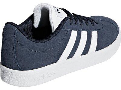 ADIDAS Kinder VL Court 2.0 Schuh Blau