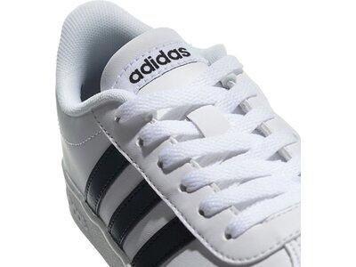 adidas Kinder VL Court 2.0 Schuh Grau