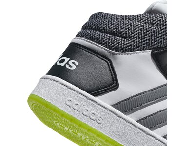 ADIDAS VS Hoops Mid 2.0 Schuh Schwarz