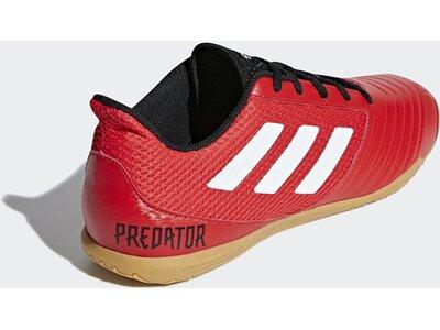 ADIDAS Herren Fußballschuhe Predator 18.4 Sala Rot