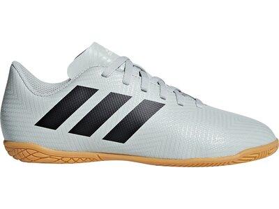 ADIDAS Kinder Fußballschuhe Nemeziz Tango 18.4 IN Silber