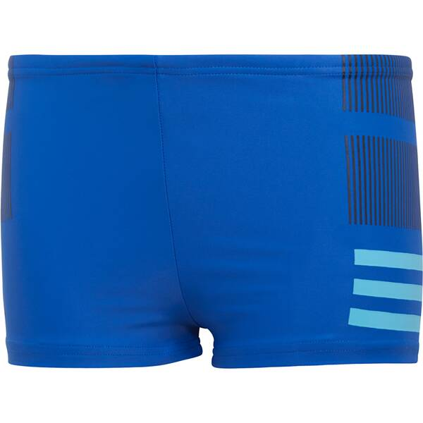 ADIDAS Kinder Badehose fitness colourblock 3 stripes boxer boys