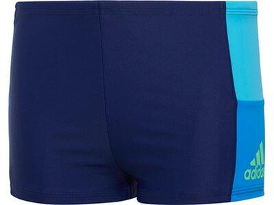 ADIDAS Kinder Badehose Fitness Colorblock Blau