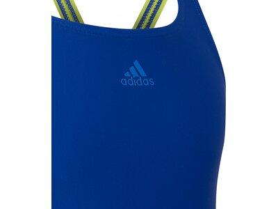ADIDAS Kinder Badeanzug Colorblock Blau