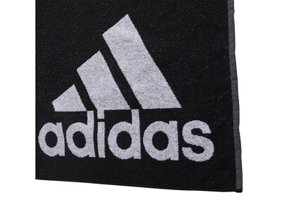 ADIDAS adidas Handtuch S Silber