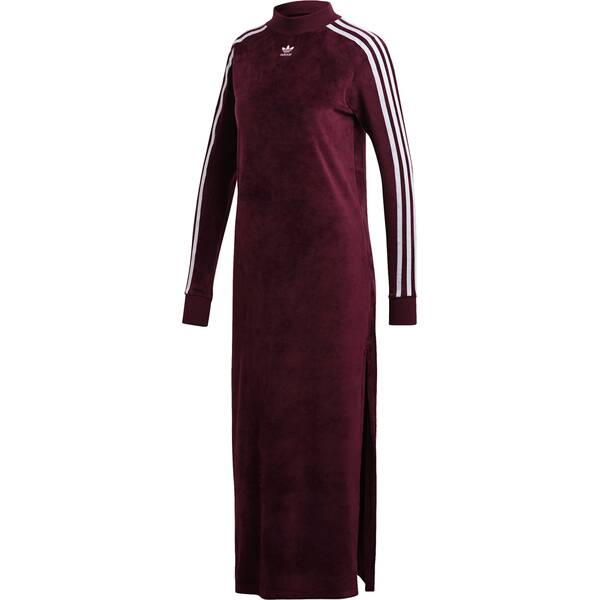 ADIDAS Damen Kleid TREFOIL LONG DRESS