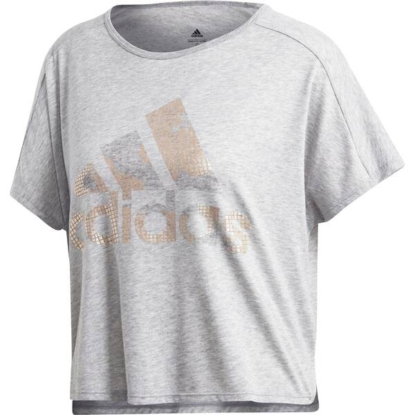ADIDAS Damen T-Shirt Here To Create