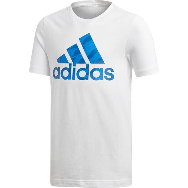ADIDAS Herren T-Shirt Badge of Sport