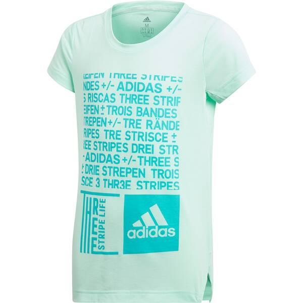 ADIDAS Damen T-Shirt Training Graphic
