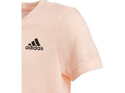 ADIDAS Kinder Shirt Training Aero Grau